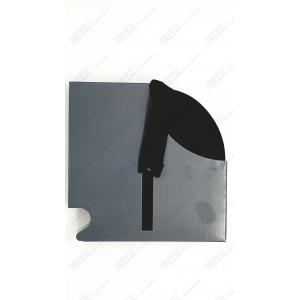 Cache-couture 20mm noir...